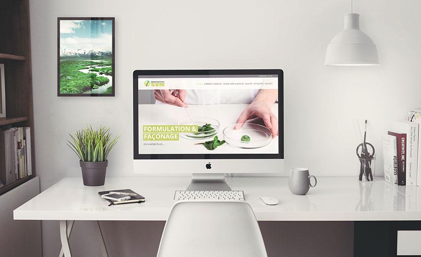 Website relooking